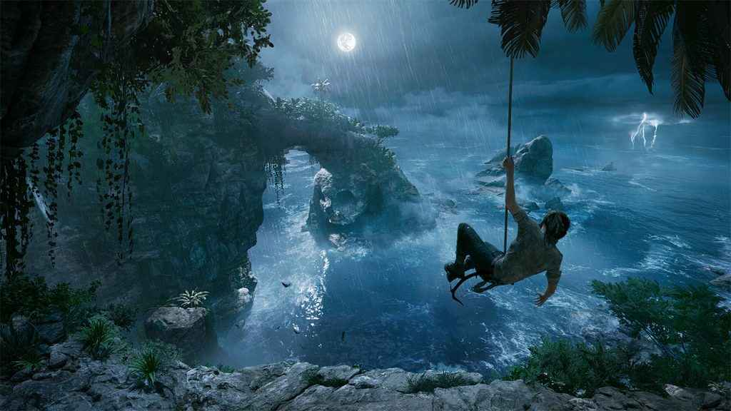 Shadow of the Tomb Raider pre-loading