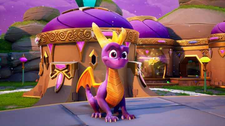 Spyro: Reignited Trilogy Load