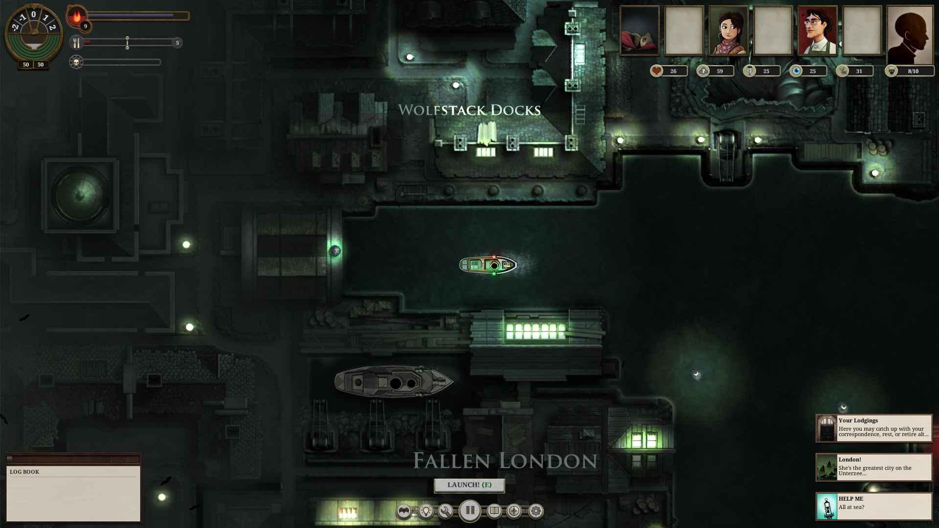 Sunless Sea PS4 Announced Via New Trailer