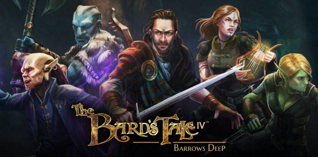 The Bard's Tale IV: Barrow's Deep