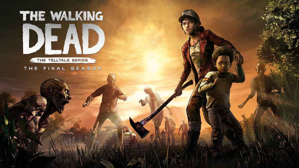 The Walking Dead The Final Season episodes 2,3, and 4 get release dates