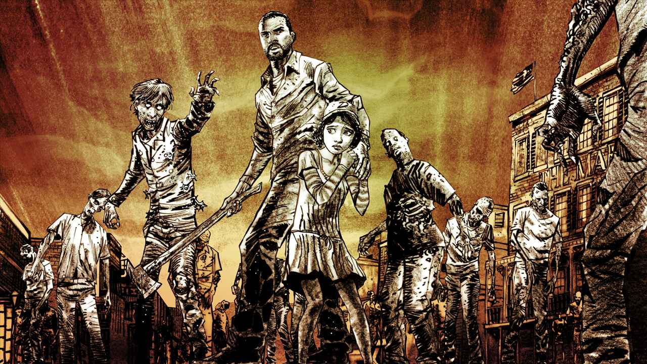 The Walking Dead Story Builder Lets You Change the Series' Pivotal Moments