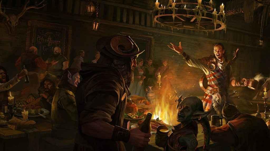 Bard's Tale IV: Barrows Deep