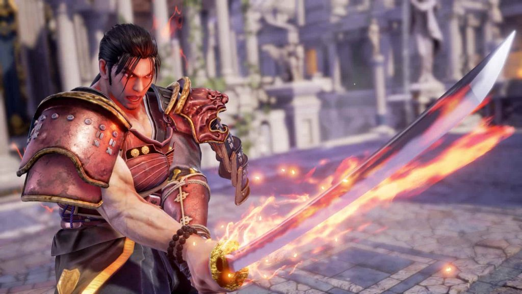 Best PS4 Fighting Games Soul Calibur VI