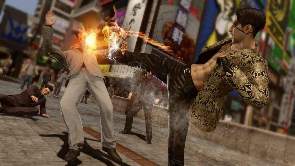 Best Yakuza Games 15