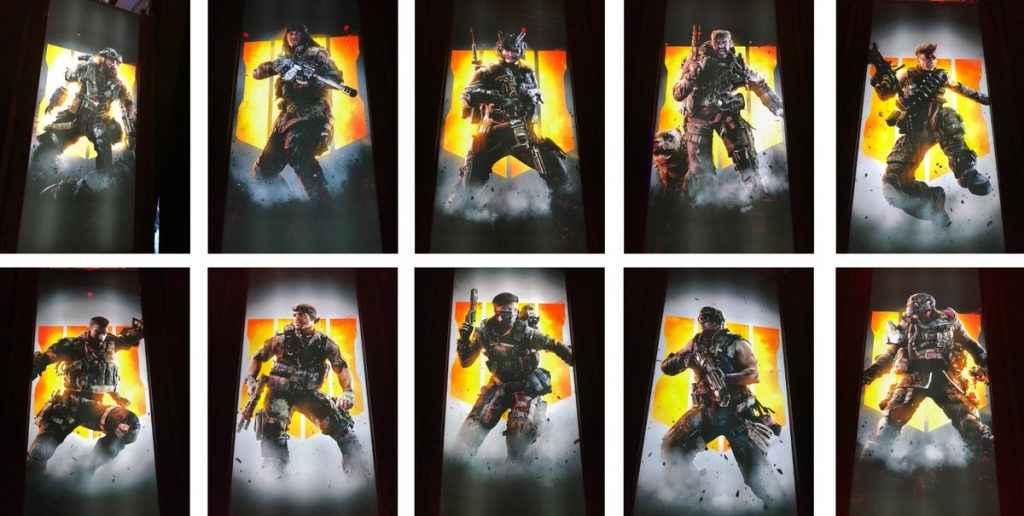 Call Of Duty Black Ops 4 All Specialists Guide