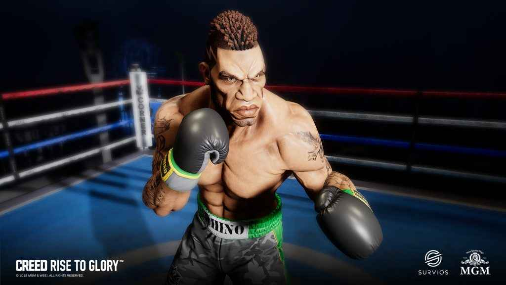 creed: rise to glory release date