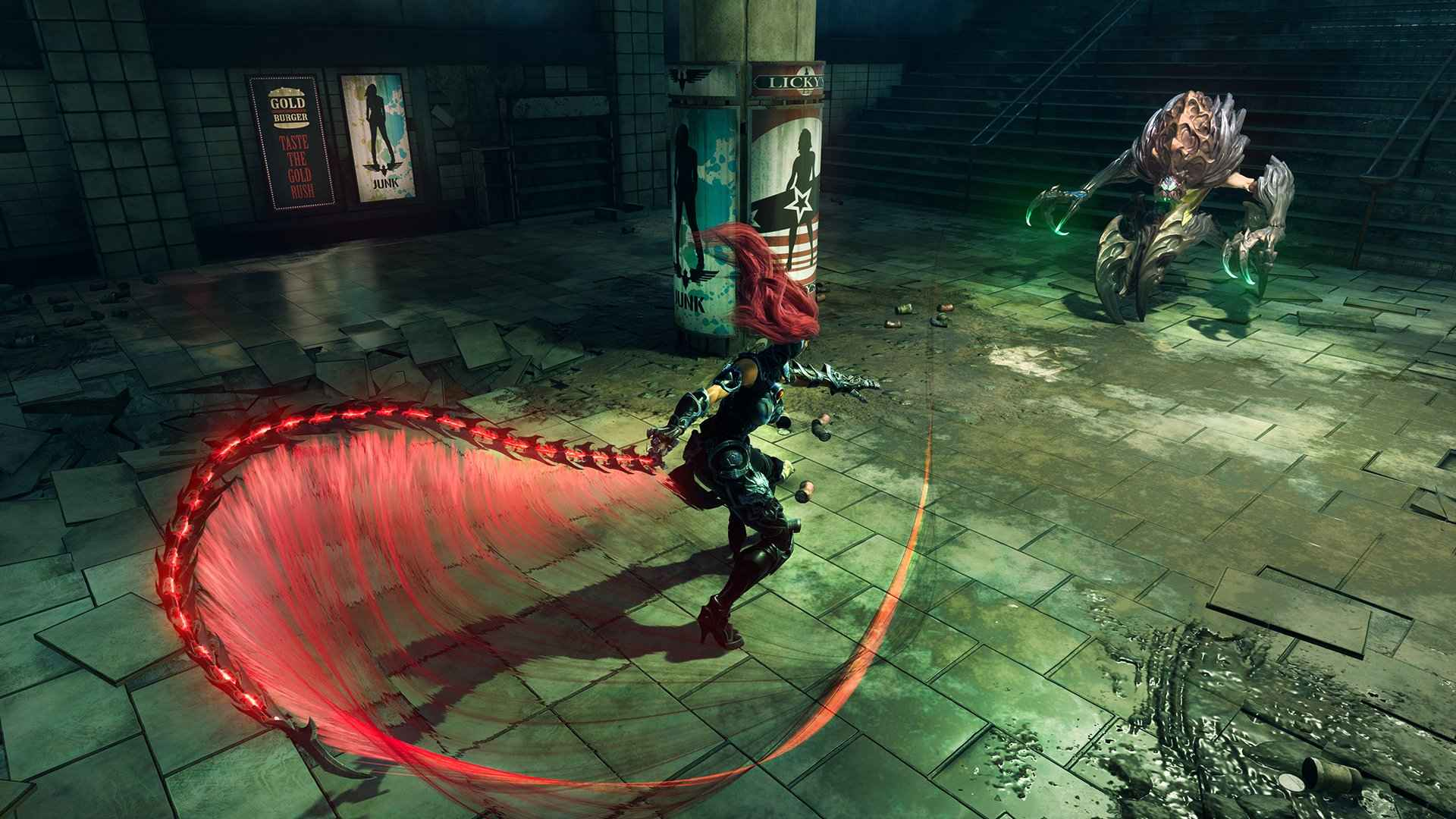 New Darksiders 3 Video Shows Puzzle Solving Gameplay