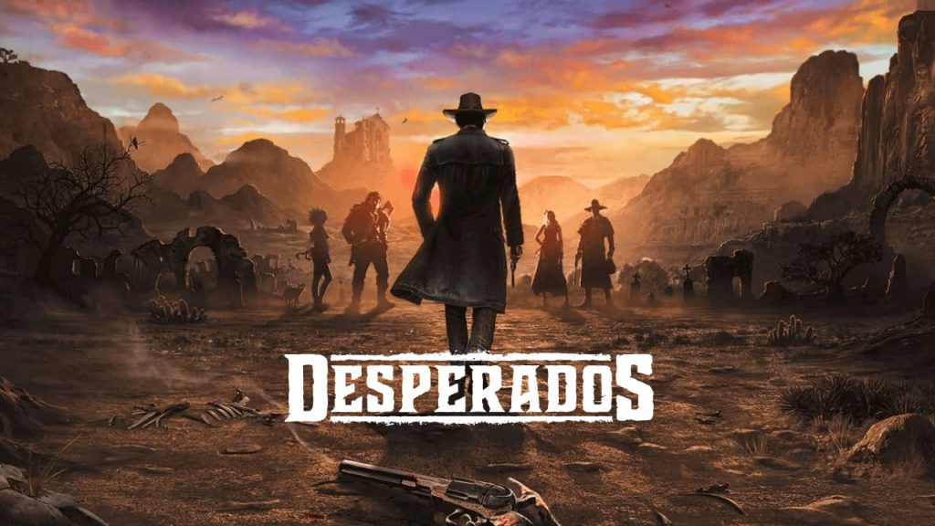 Why We Ll Be Heading Back In Time For Desperados Iii Playstation Universe