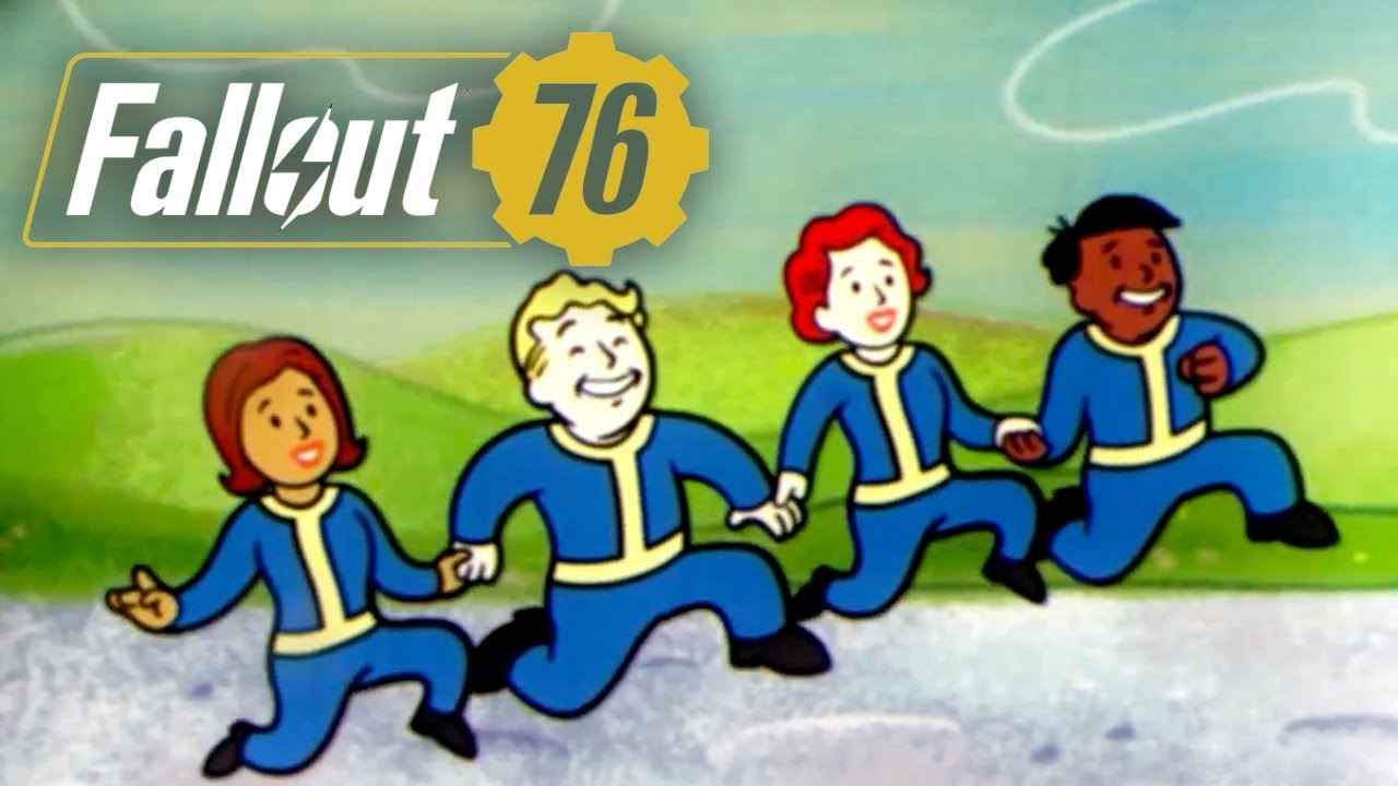 Fallout 76 Vault-Tec Trailer Looks At Multiplayer