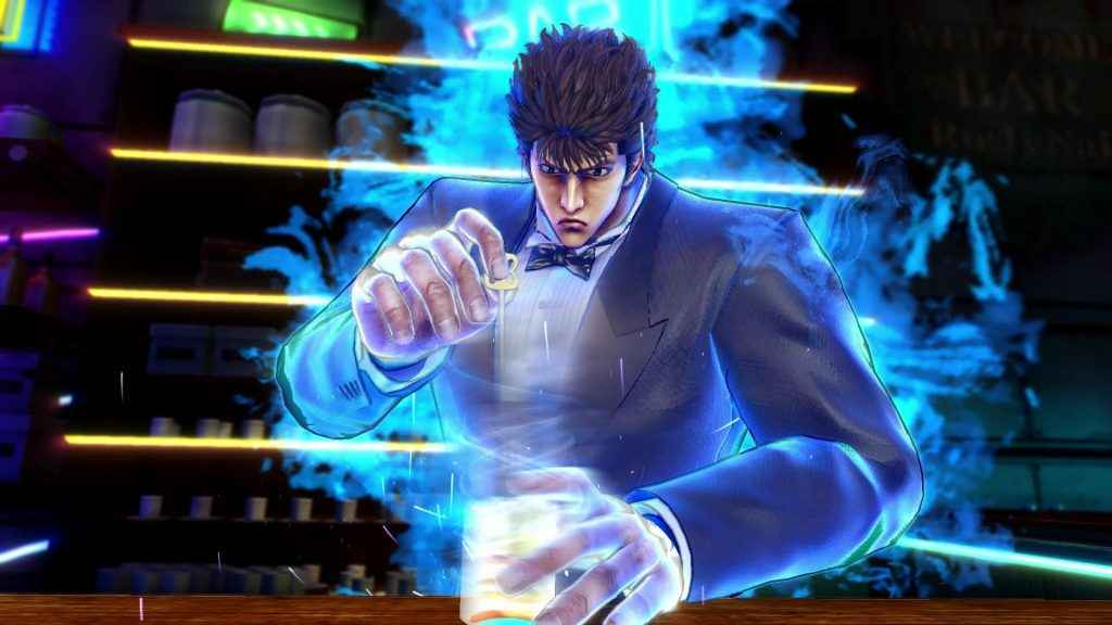 Fist of the North Star: Lost Paradise Digital Preorder 01