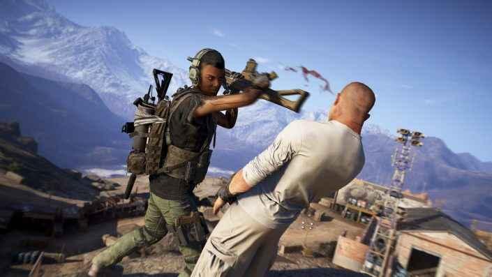 Ghost Recon Wildlands Update 1 23 Detailed - PlayStation