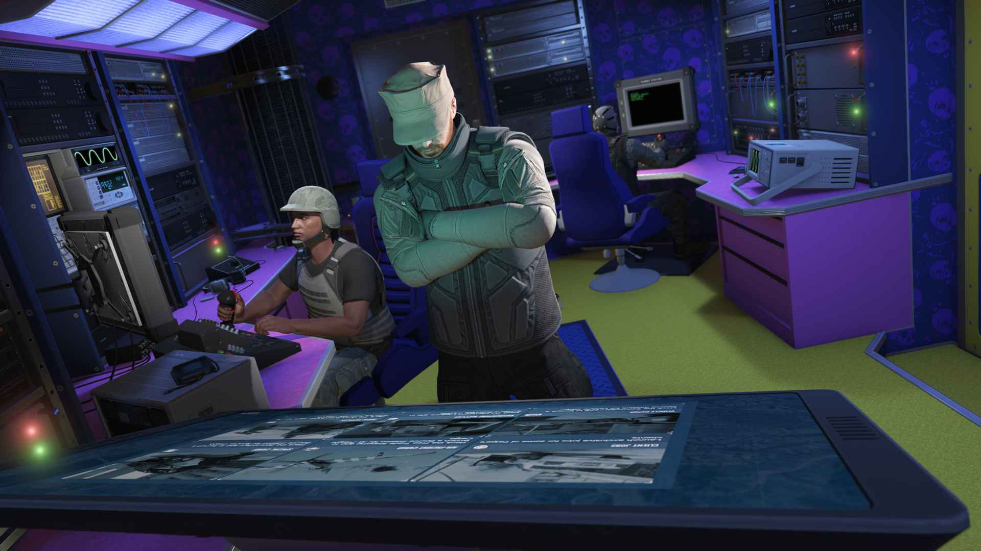 GTA Online Gets Benefactor TerrorByte And New Client Jobs In Tuesday Update