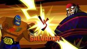 guacamalee 2 beat salvador