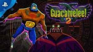 Guacamelee 2 beat huay pek