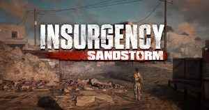 Insurgency Sandstorm Gamescom