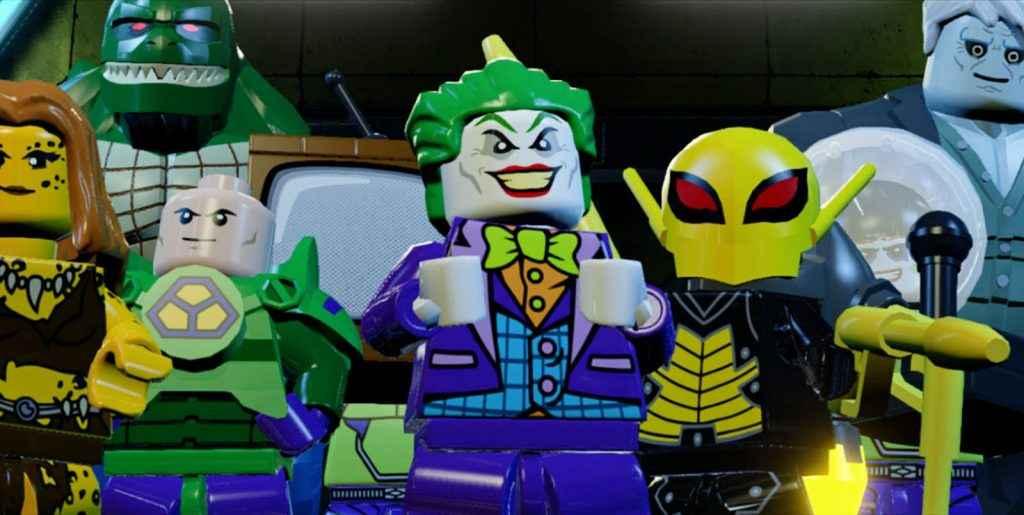 lego dc super villains story