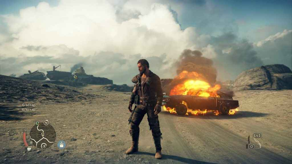 mad max update 1.05 patch notes