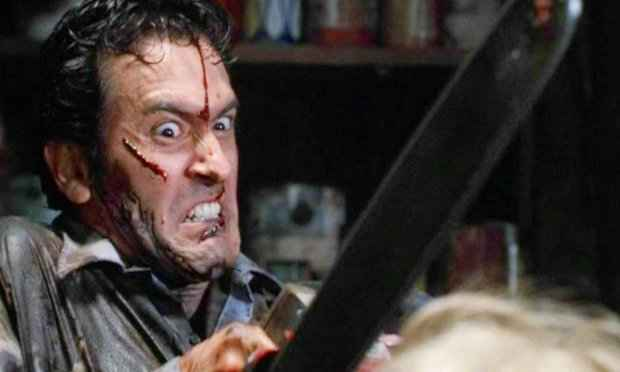New Evil Dead Game To Feature Bruce Campbell As Ash