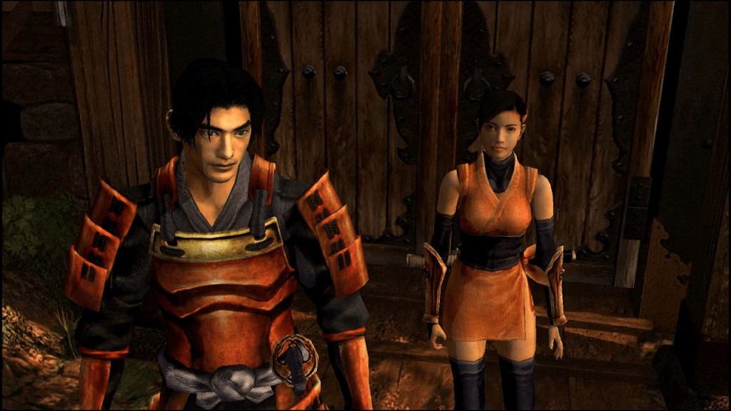 onimusha warlords ps4 remaster