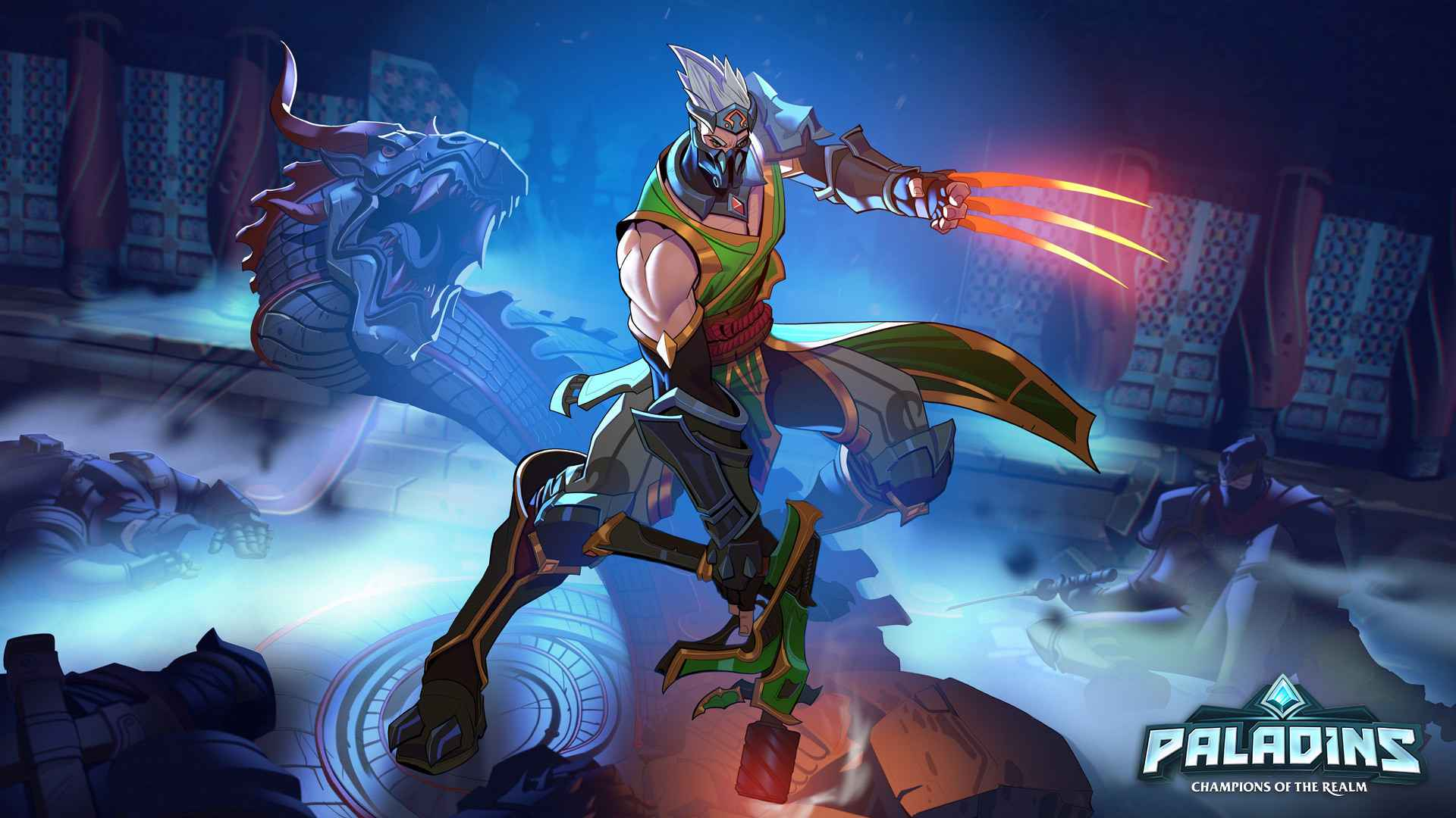 Paladins Update 1 67 Patch Notes Connection Issues Fixed