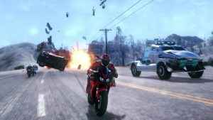 road redemption ps4 release date