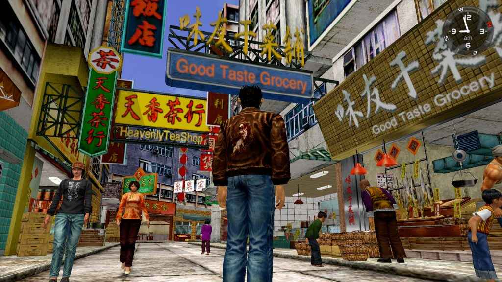 Shenmue 1 and 2 Review 02