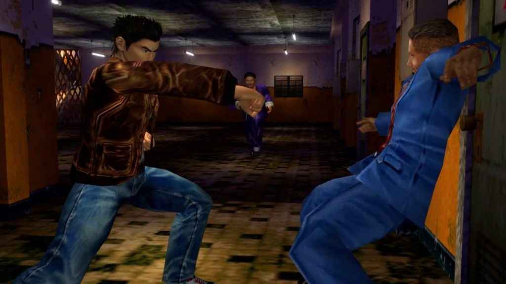 Shenmue 1 and 2 Review 03