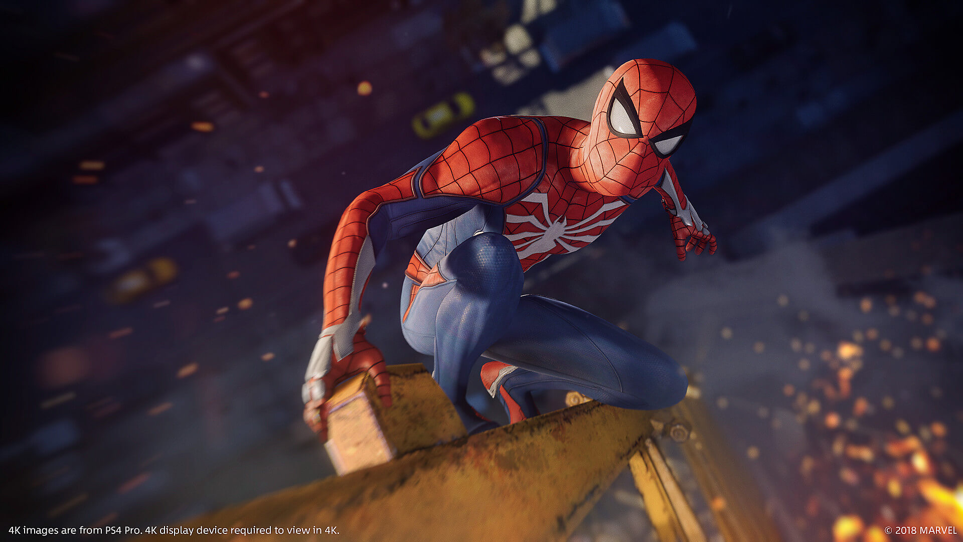Spider-Man Gameplay Launch Trailer Released