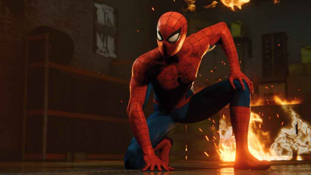 Spider-Man PS4 Update 1.05 Patch Notes