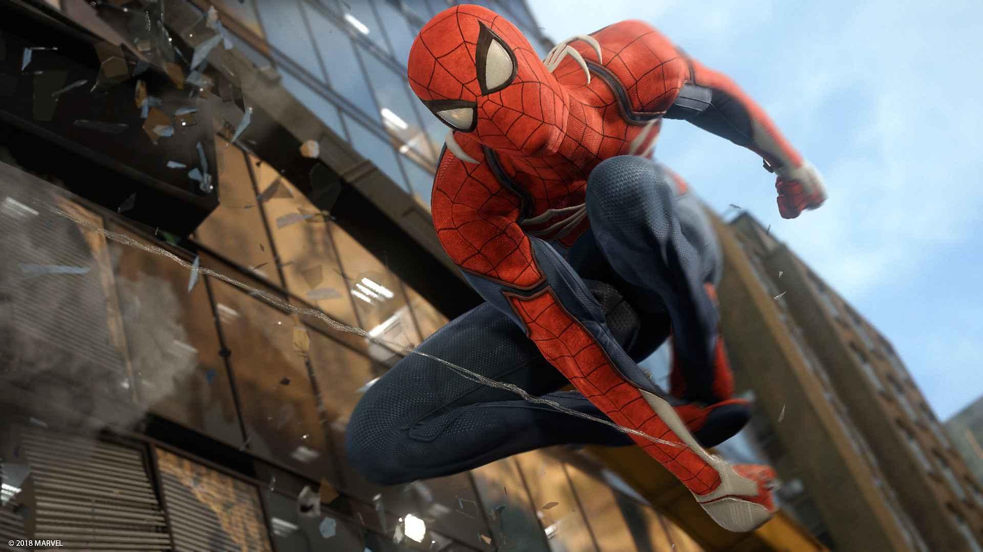 New Spider-Man Screenshots Look Absolutely Stunning