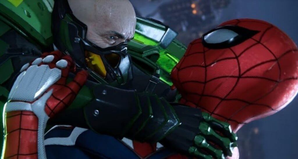New Spider-Man Gameplay Features Tips From Insomniac - PlayStation