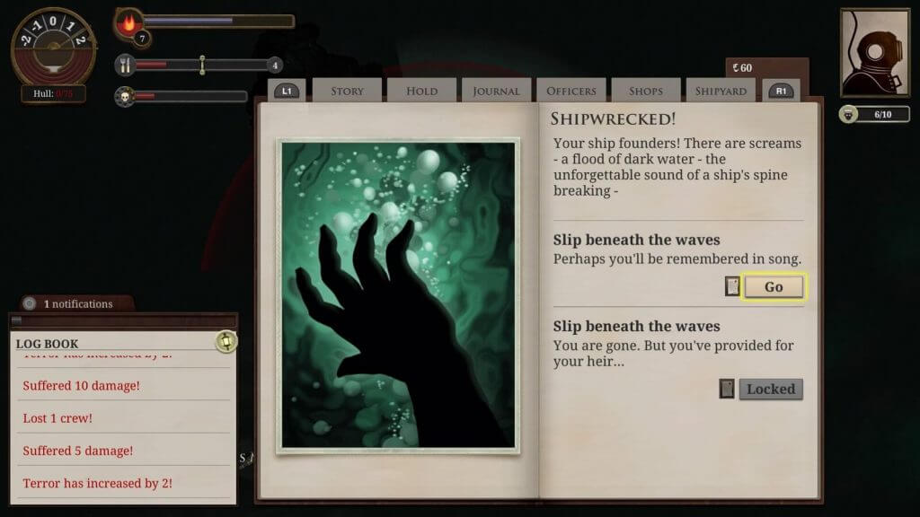 Sunless Sea Zubmariner Edition Review 01