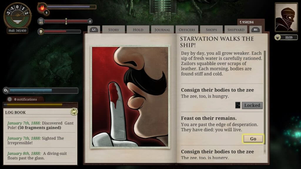 Sunless Sea Zubmariner Edition Review 03