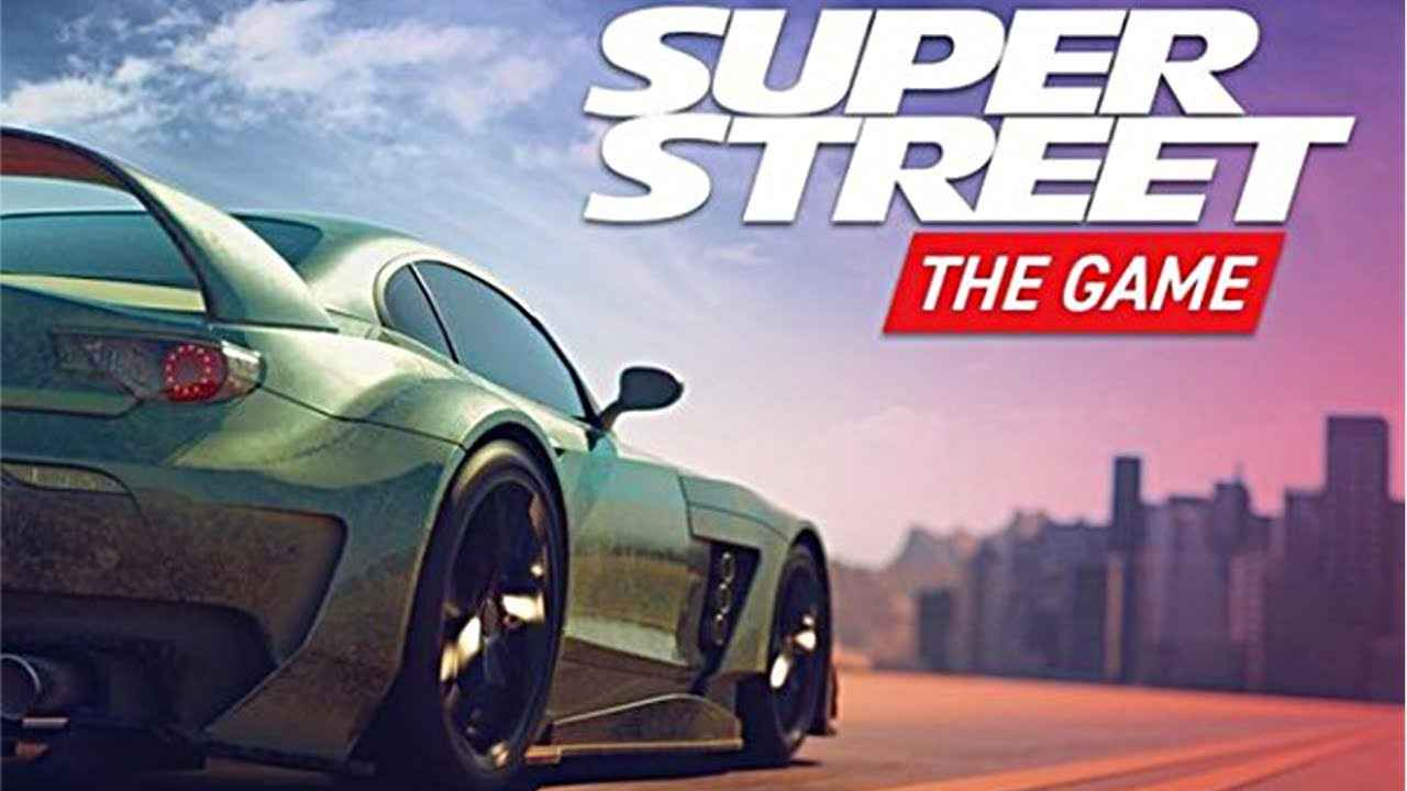 Super Street: The Game Gets First Racing Gameplay Trailer