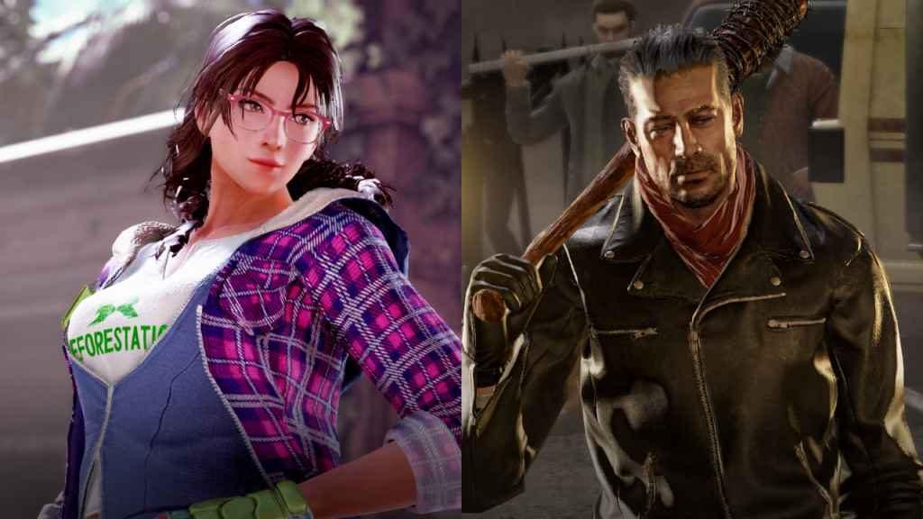 Tekken 7 Season Pass 2 - Julia and Negan