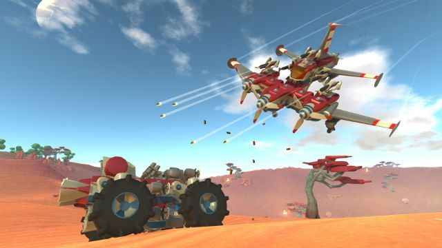 How to Make a Plane – TerraTech