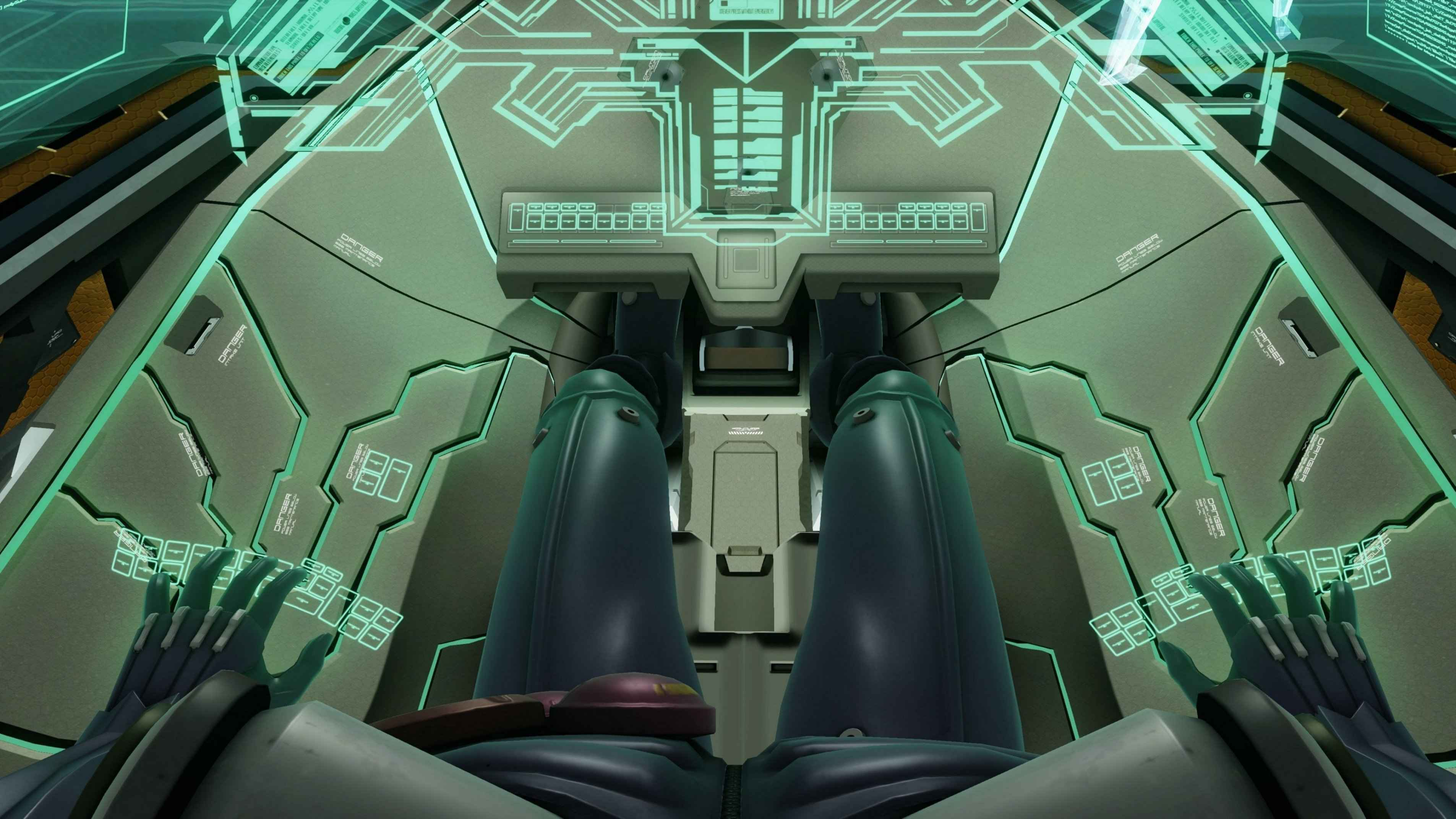 Zone of the Enders: The 2nd Runner: MARS 01