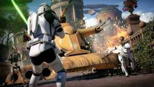 Star Wars Battlefront 2 Squad Update