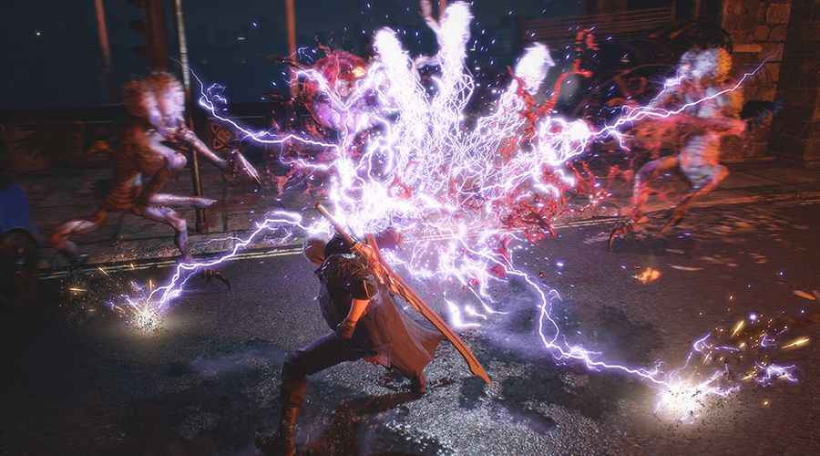 Devil May Cry 5 Photo Mode - Devil Breakers