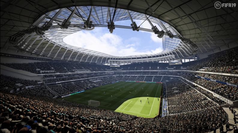 FIFA 19 Stadiums - Tottenham Hotspur's New Ground