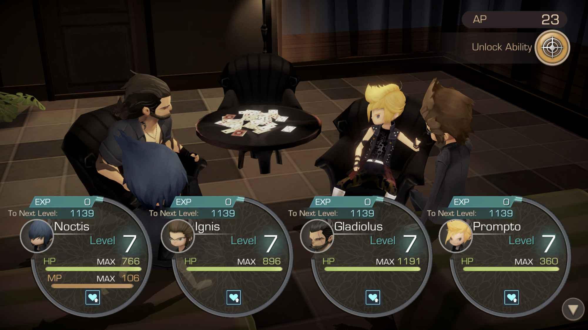 Final Fantasy XV: Pocket Edition HD 03