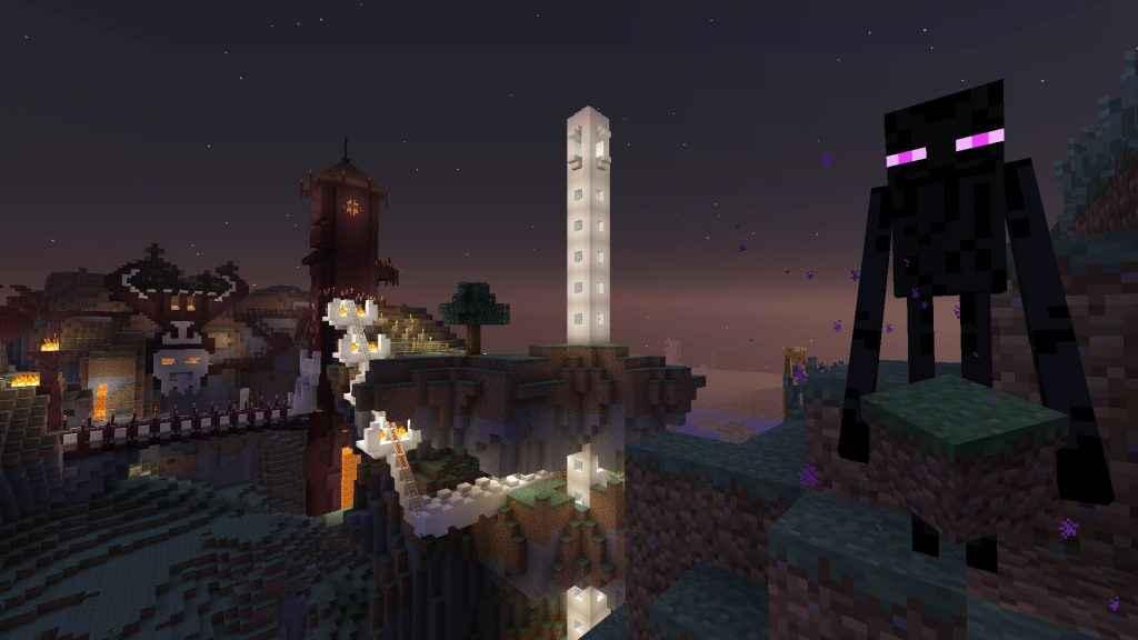 Minecraft Cross-Play