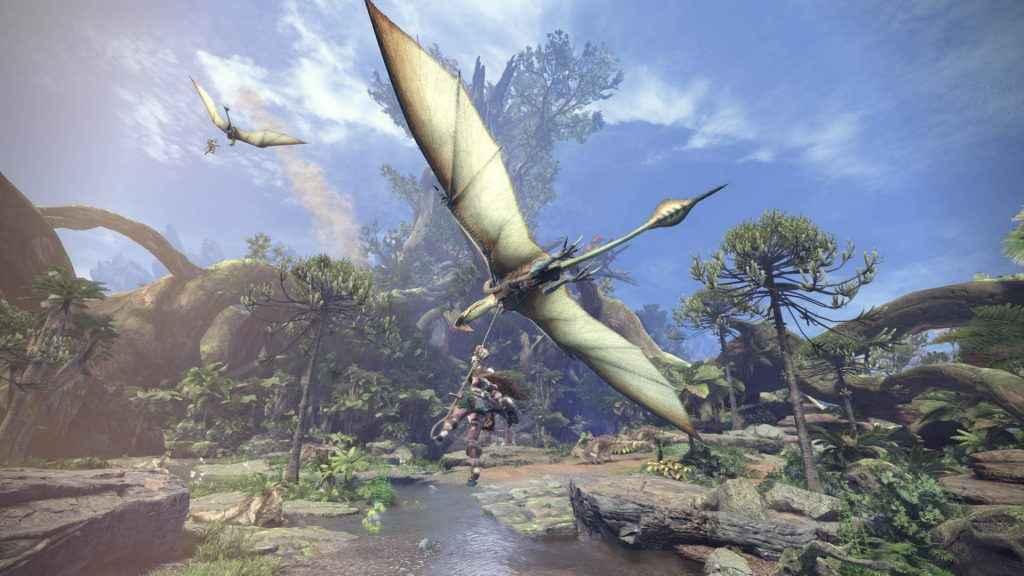 PS4 Cross-Play - Monster Hunter World