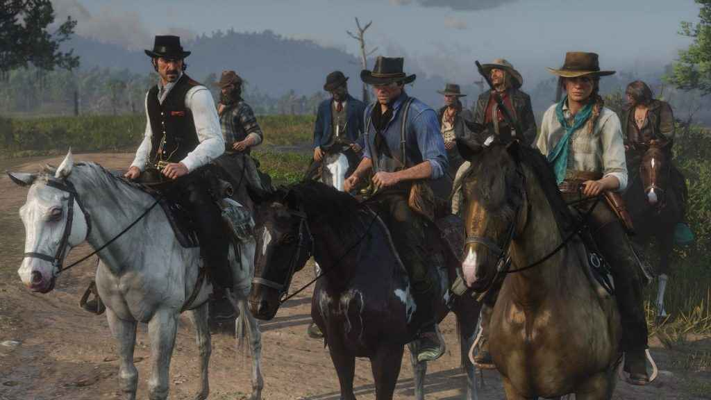 PS4 Cross-Play - Red Dead Redemption 2