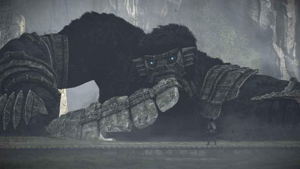 Shadow of the Colossus - Fumito Ueda