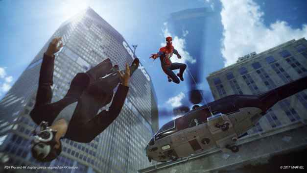 Spider-Man PS4 Sales
