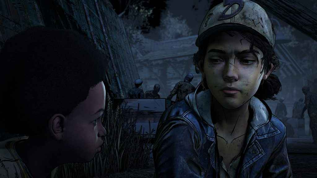 The Walking Dead: The Final Season Episodes 3 and 4 Face Cancellation
