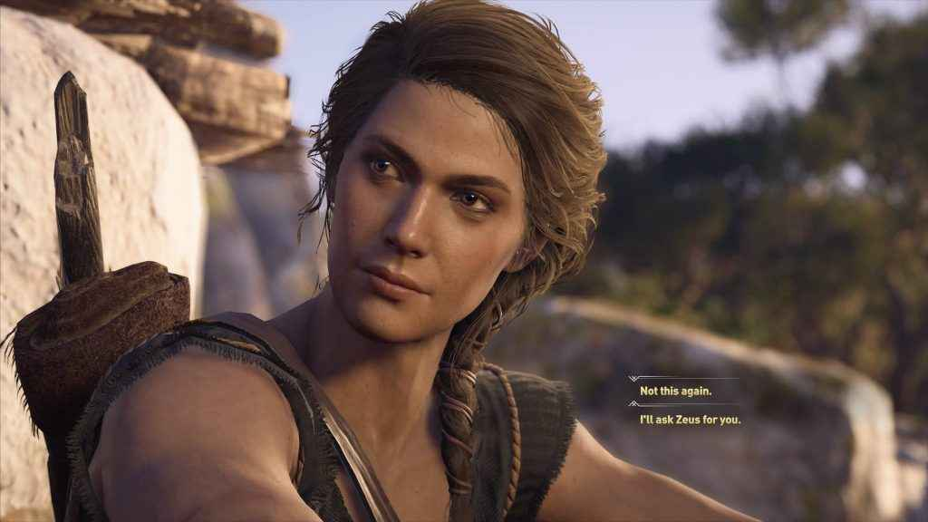 Assassin's Creed Odyssey Review 02