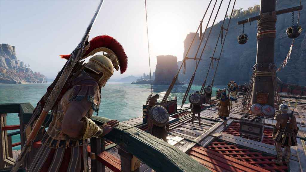 Assassin's Creed Odyssey Review 03